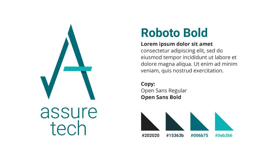 Assuretech Branding